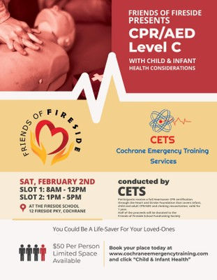 CPR Course 2019